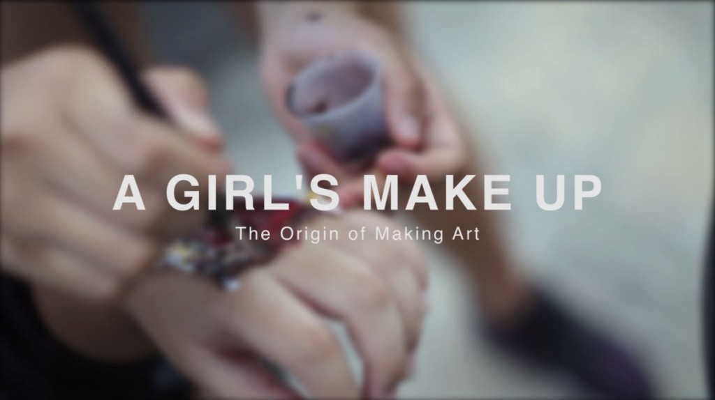 A Girl's Make Up (Interview with All About Us participant Glady)