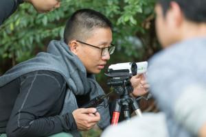 Jackey在影像無國界營會中擔任導演,參與短片拍攝